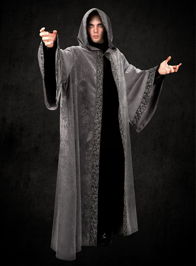 Costume Fantasy Hooded Cloak Thevikingstore Co Uk